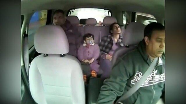 Arka koltukta oturanlar neden emniyet kemeri takmalı?