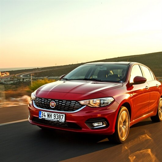 Fiat Egea yenilenen versiyonlarıyla bu yıl da dikkati çekiyor