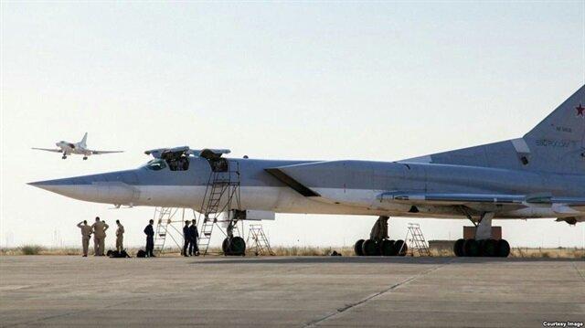 İran Rus uçaklarının NOJEH hava üssünü kullanmasını kabul etti