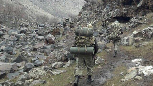 Ağrı'daki terör operasyonunda 8 terörist öldürüldü.