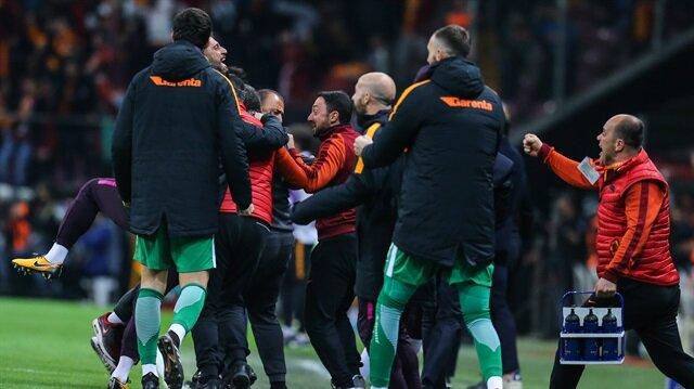 Galatasaray, Başakşehir'i 2-0 yenerek Süper Lig'in 29. haftasında liderliği geri aldı.