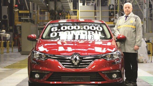 Oyak Renault, Renault'un 38 üretim merkezinden biri.