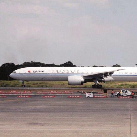 Uçakta rehine krizi
