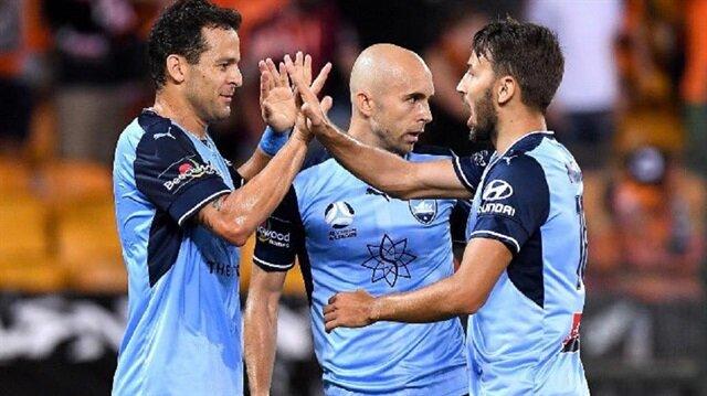 Süper Lig'in eski yıldızları Avustralya'yı salladı