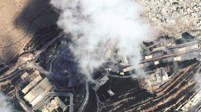 İsrail İran'ı vurdu