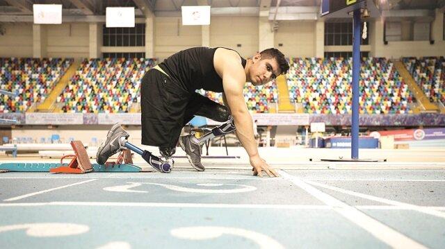 Hamza, Bolt hayaline koşuyor