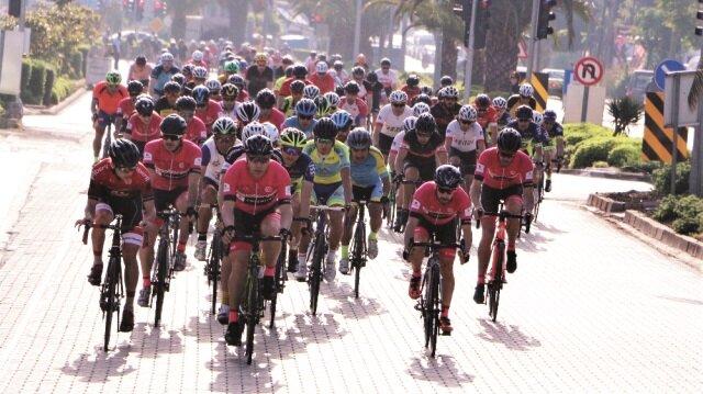 Salcano Gran Fondo Marmaris Bisiklet Yarışı sona erdi