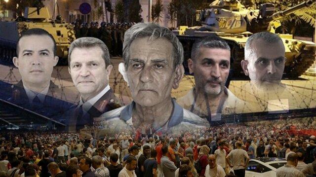 FETÖ iddianamesinde 'Yurtta Sulh Konseyi' üyeleri tek tek deşifre edilmişti.