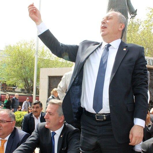 İnce'den itiraf : CHP organizasyon yapmışsa sorun vardır