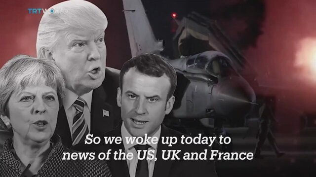 US-led Syria strikes explained