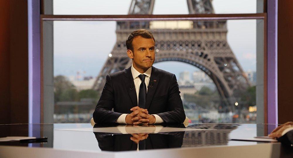 Fransa Cumhurbaşkanı Emmanuel Macron (Reuters)