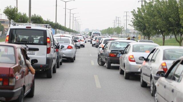 CHP'nin yapacağı oturma eylemi nedeniyle bazı yollar trafiğe kapanacak.