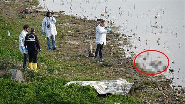 Sazlıbosna Barajında 5 yaşında kız çocuğu cesedi çıktı.