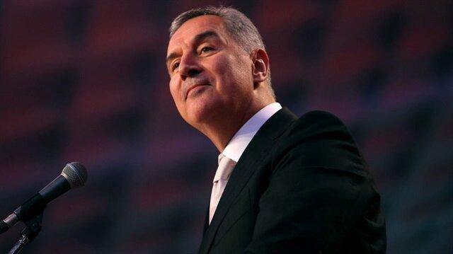 Karadağ'ın yeni Cumhurbaşkanı Milo Djukanovic