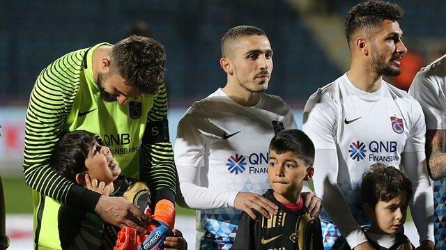 Abdülkadir Ömür, Osmanlıspor maçında sahaya ilk 11'de başlamıştı.
