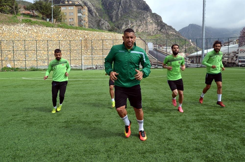 Kahe, Süper Lig'de 146 maça çıkıp 28 gol attı.nFotoğraf: AA