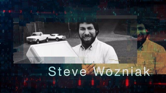 Apple'ın diğer yarısı: Steve Wozniak