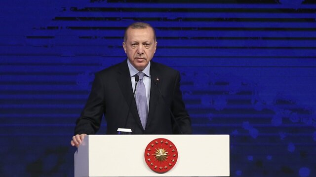 Erdogan, made an announcement concerning the election