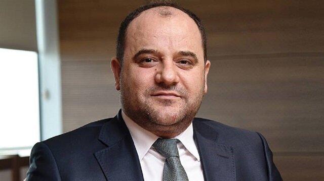 TİMAV Genel Başkanı Ecevit Öksüz.