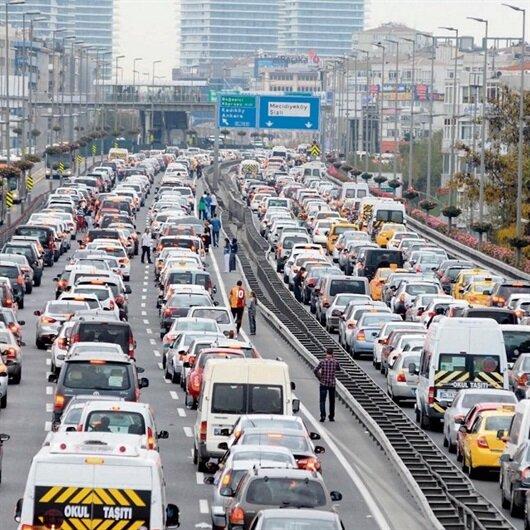 Trafik sorunlarına yeni çözüm yolda