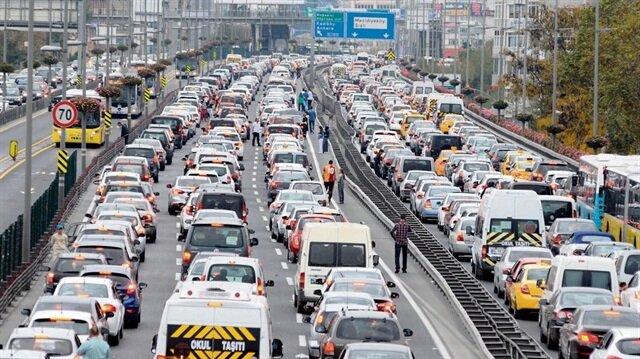 Proje sayesinde sürücüden kaynaklı trafik kazaları ve trafik sorunlarının yüzde 50 oranında düşeceği açıklandı.