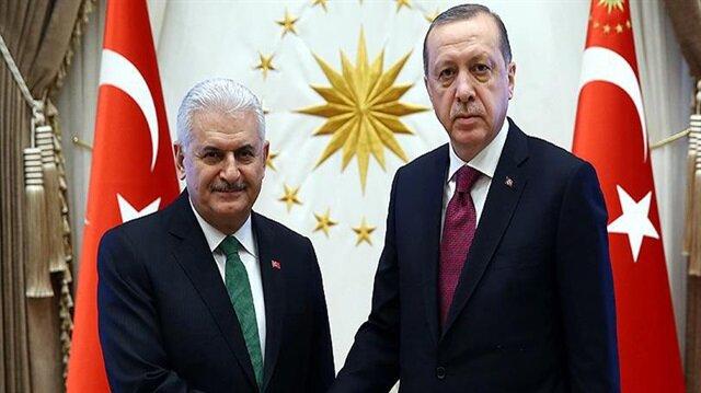 Erdoğan ve Yıldırım parti kurmaylarını topladı