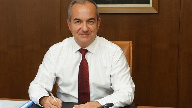 Yeni başkan Kutlu Karavelioğlu