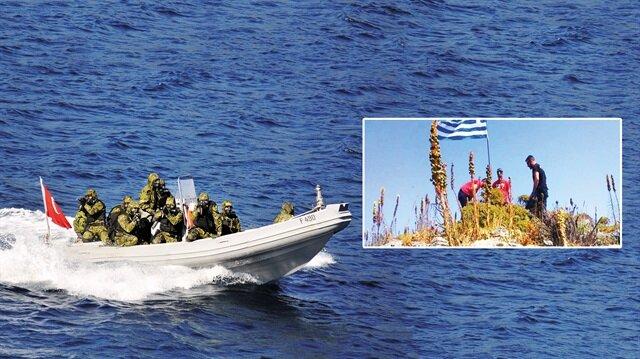 ABD ve Avrupa Birliği, Türkiye'yi meşgul etmek için Ege'de Yunanistan'ı kullanmaya başladı