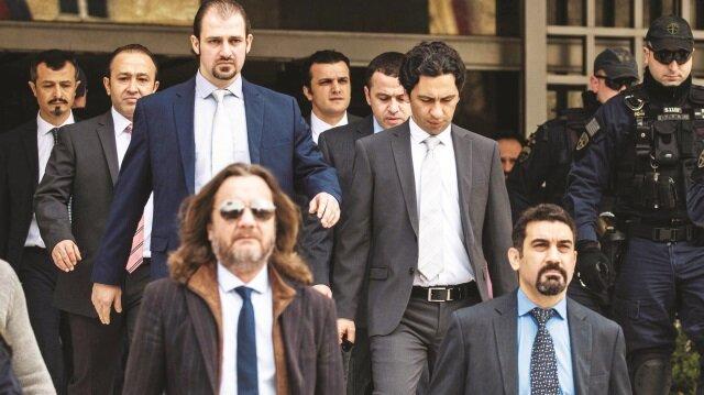 Yunanistan, FETÖ'cü askerlerin Türkiye'ye iadesini reddetmişti.