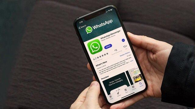Bildiğiniz gibi WhatsApp kullanımı en az 13 yaşında olmanız gerekiyor.