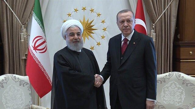 İran ile bir ilk