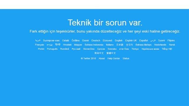 Twitter çöktü mü? sorusunun yanıtı haberimizde.