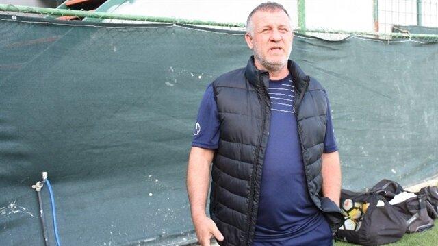 Aytemiz Alanyaspor Teknik Direktörü Mesut Bakkal