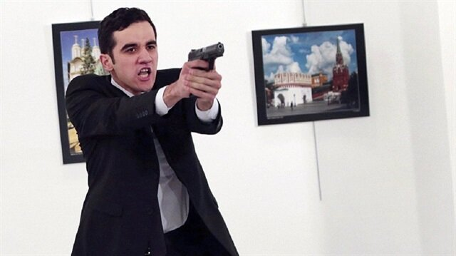 Rusya'nın Ankara Büyükelçi'si FETÖ'cü polis tarafından öldürülmüştü.
