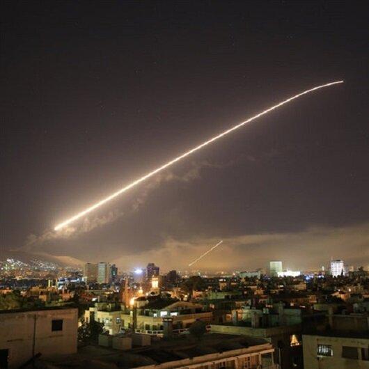 Suriye'ye 'ikinci hava saldırısı' iddiası