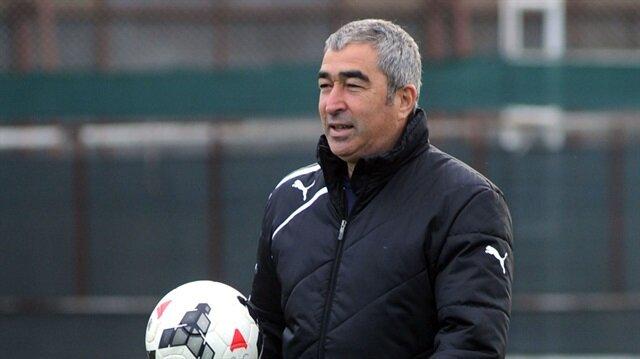 Sivasspor Teknik Direktörü Samet Aybaba