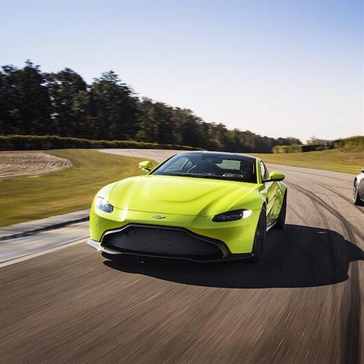 Aston Martin Vantage ülkemizde satışa çıkıyor