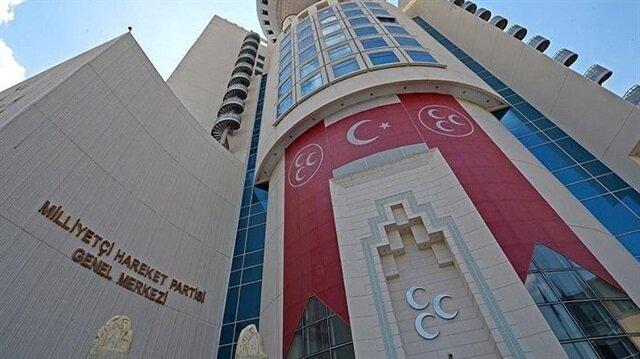 MHP Genel Merkez Binası