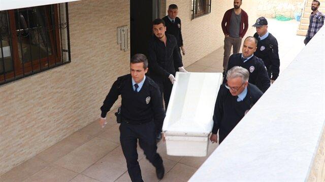 Ceset otopsi için Pamukkale Üniversitesi Tıp Fakültesi morguna kaldırıldı.