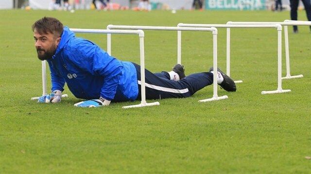 Bu sezon ligde 26 maça çıkan Onur Kıvrak, 7 mücadelede kalesini gole kapatmayı başardı.