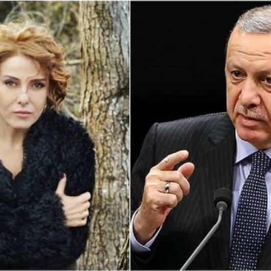 Erdoğan'a hakaretten hapsi istenen Zuhal Olcay: Konu yargıda