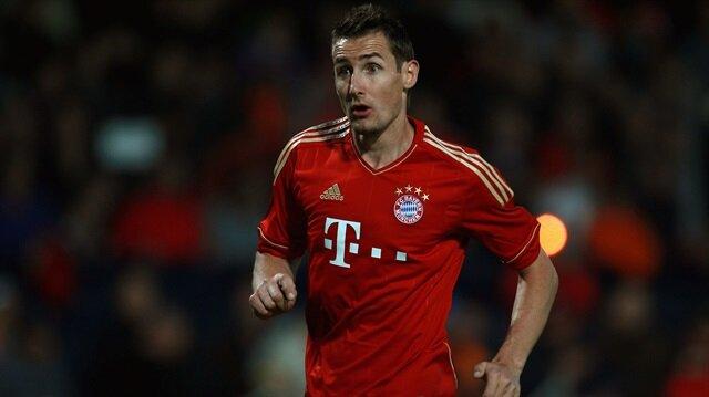 Bayern Münih'ten Klose'ye görev