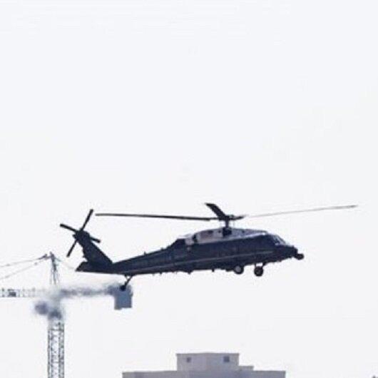 İran'da helikopter düştü: 2 ölü