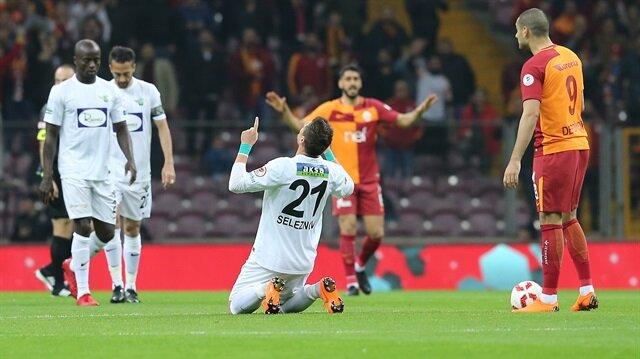 G.Saray maçının kahramanı Seleznov: Barcelona'yı yenmedik