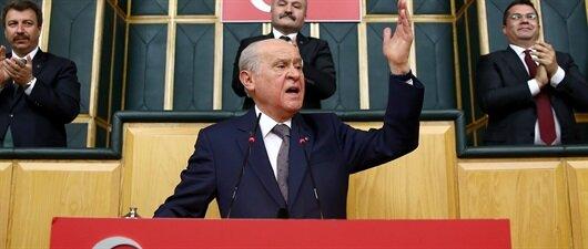 'Adayımız Erdoğan'dır'