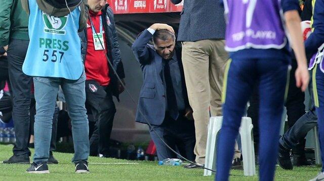 'Hükmen <br>Beşiktaş kazanır'