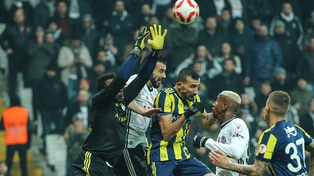 Rekabette<br>Beşiktaş üstün