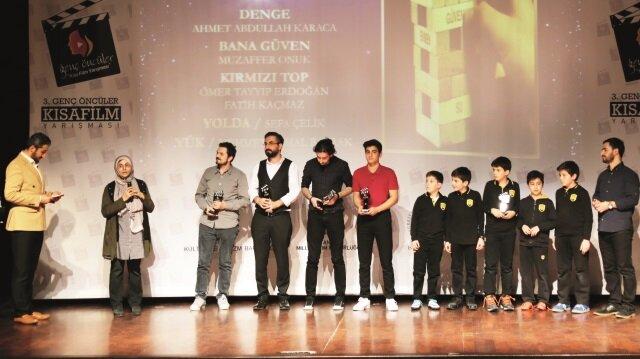 Yarışmada 30 film ön elemeyi geçti, jürinin değerlendirmeleri sonucu ise 10 film ödüle layık görüldü. Yarışma kapsamında dereceye girenlere toplamda 30 bin Türk Lirası verilecek.