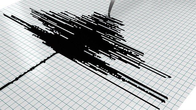 Bodrum'da deprem