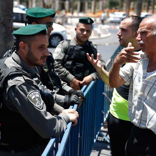 Batı Şeria'daki Bartaa beldesi iki gündür giriş çıkışlara kapalı